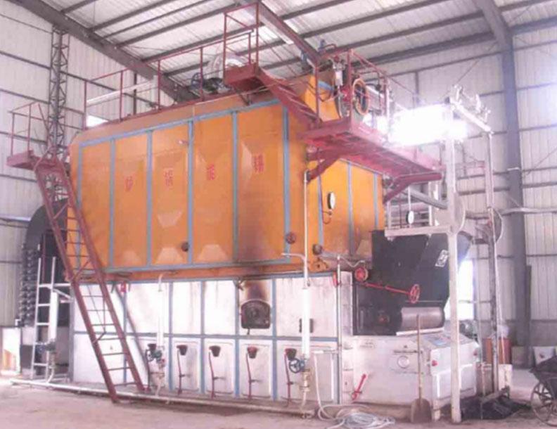锅炉设备安装公司宏源暖通为河西区小学项目做锅炉设备采购及安装服务