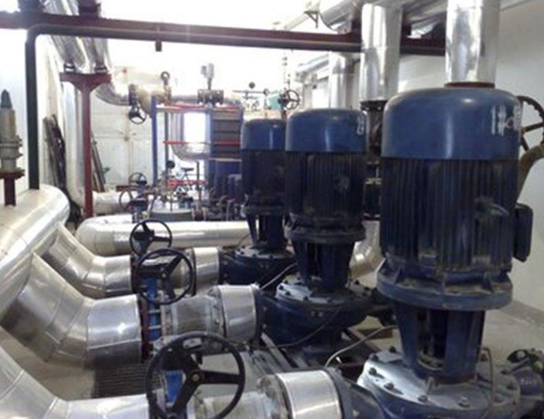 宏源为幼儿园做锅炉设备安装工程,北京锅炉安装就找专业施工团队_宏源暖通